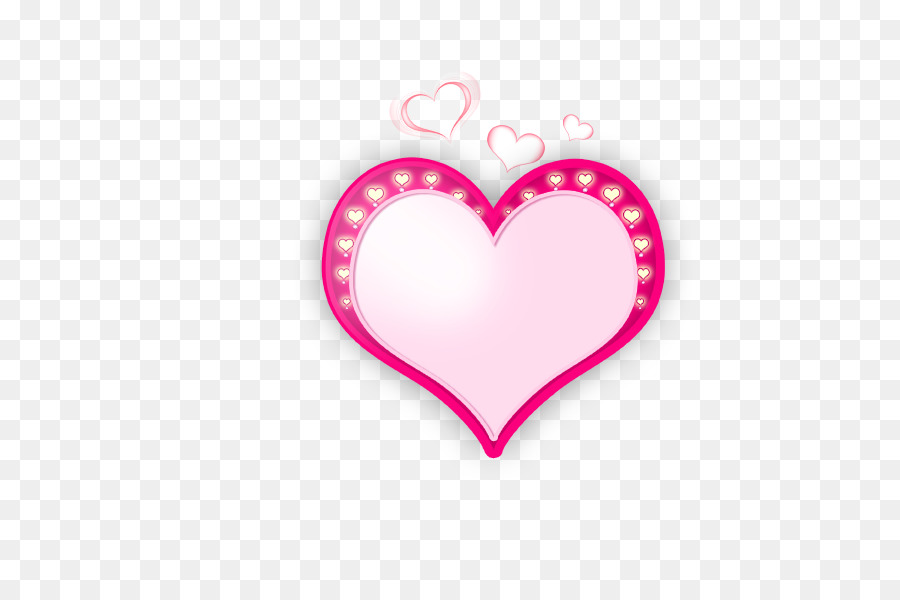 Heart Anatomy Clip art - Heart-shaped frame png download - 591*591 ...