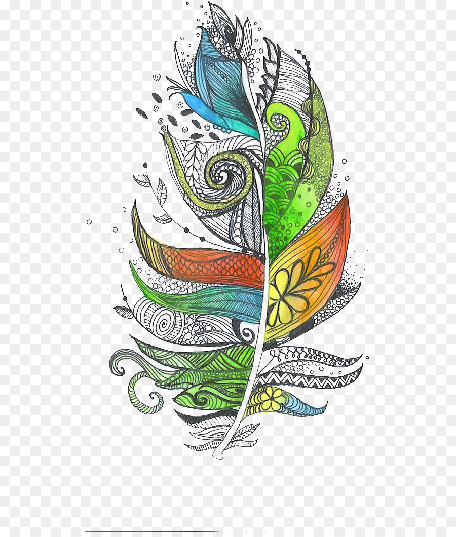 Zentangle El Bosque Encantado De La Pluma De Dibujo Doodle Pluma