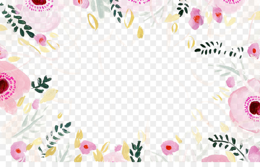 The Dress Bridal Shower Clothing Fashion Flowers Border Png