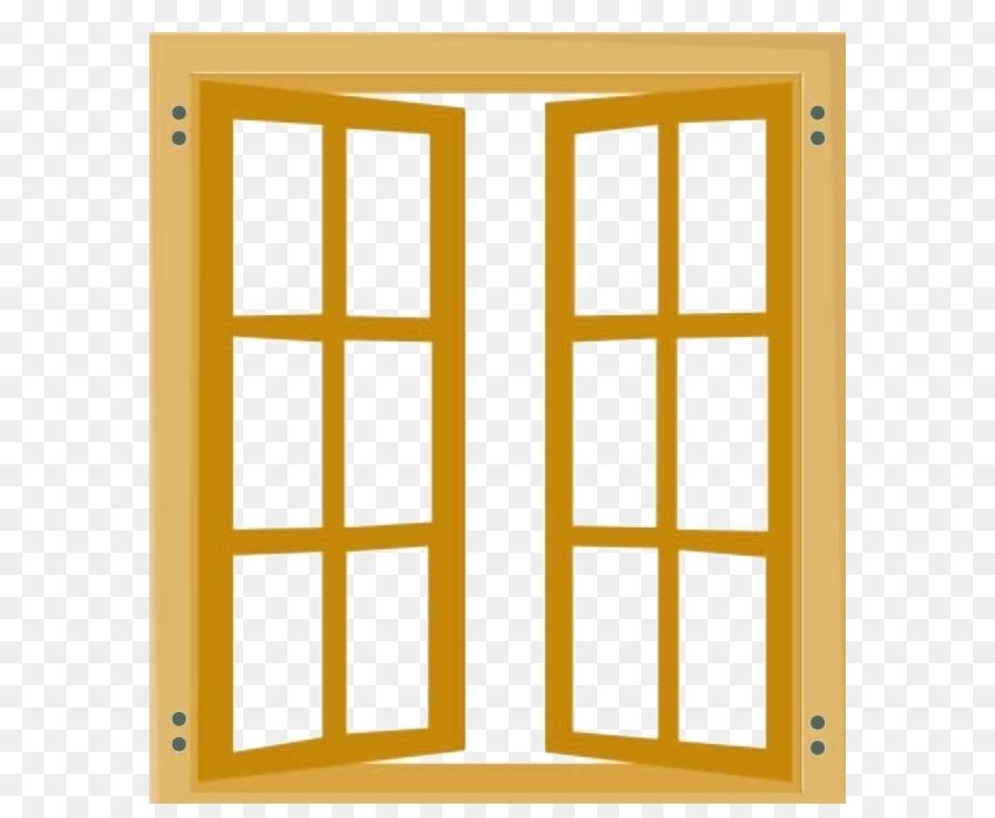 Fenster Wand Glas - Vektor-Fensters png herunterladen - 630*727 ...