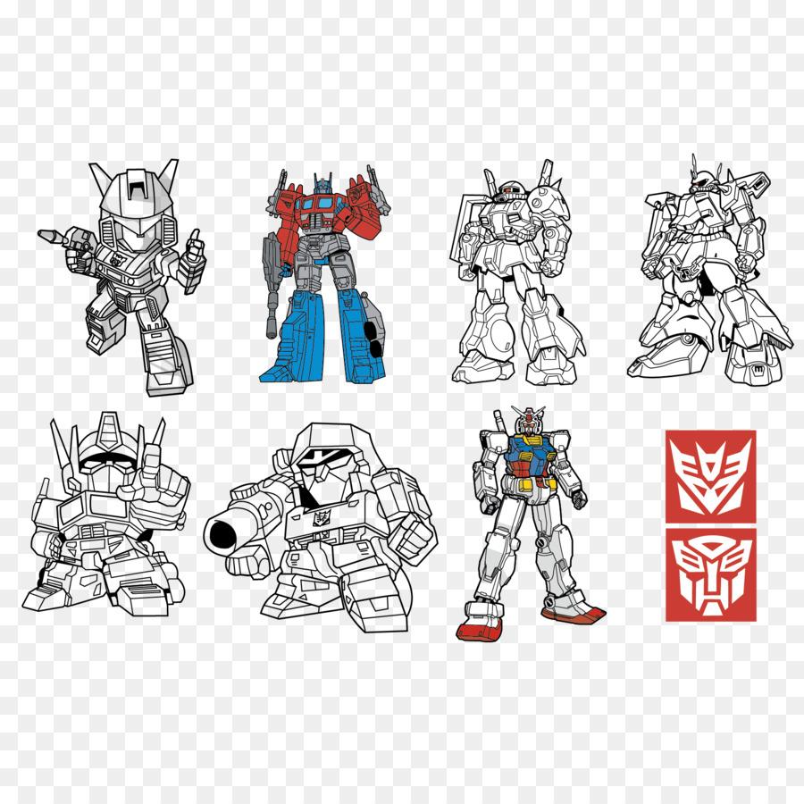 Logotipo De Transformadores De Dibujos Animados - Transformers Robot ...