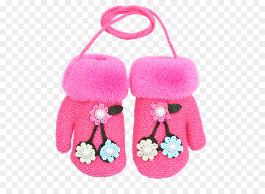 Slipper Amazon Glove Child Knitting Baby Gloves Png Download