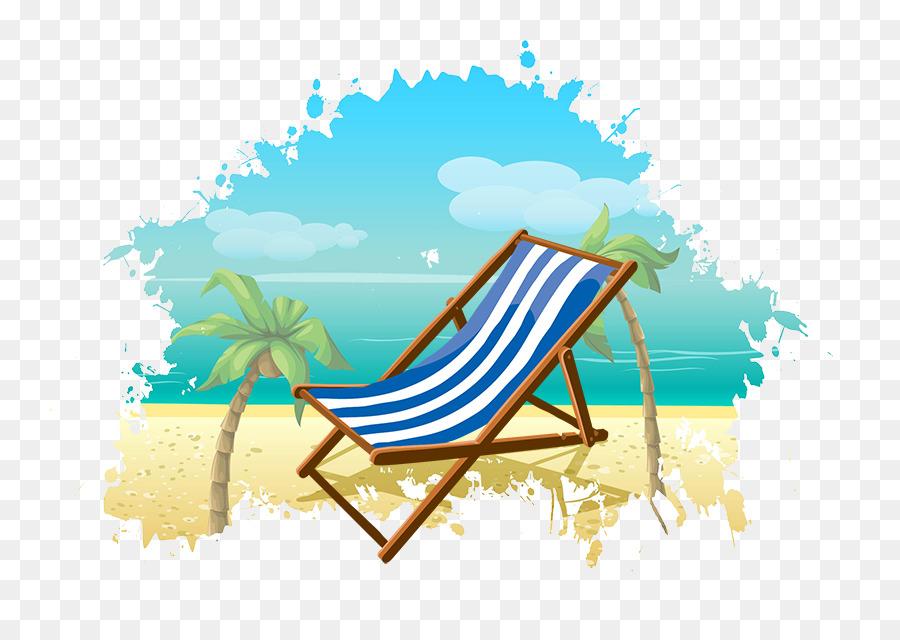 Beach Arecaceae Hotel Clip art - Summer beach elements png ...