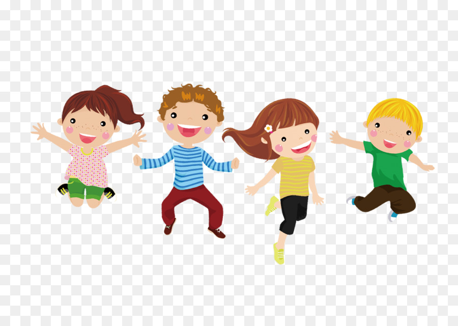Children jump png download - 1118*776 - Free Transparent ...