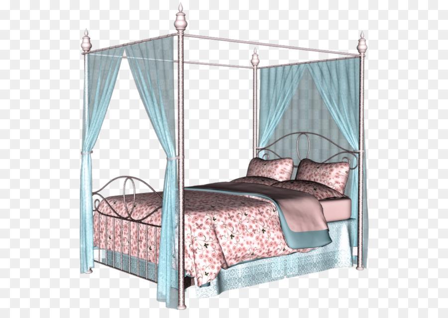 Bed frame Blanket Mattress - Princess bed png download - 600*630 ...