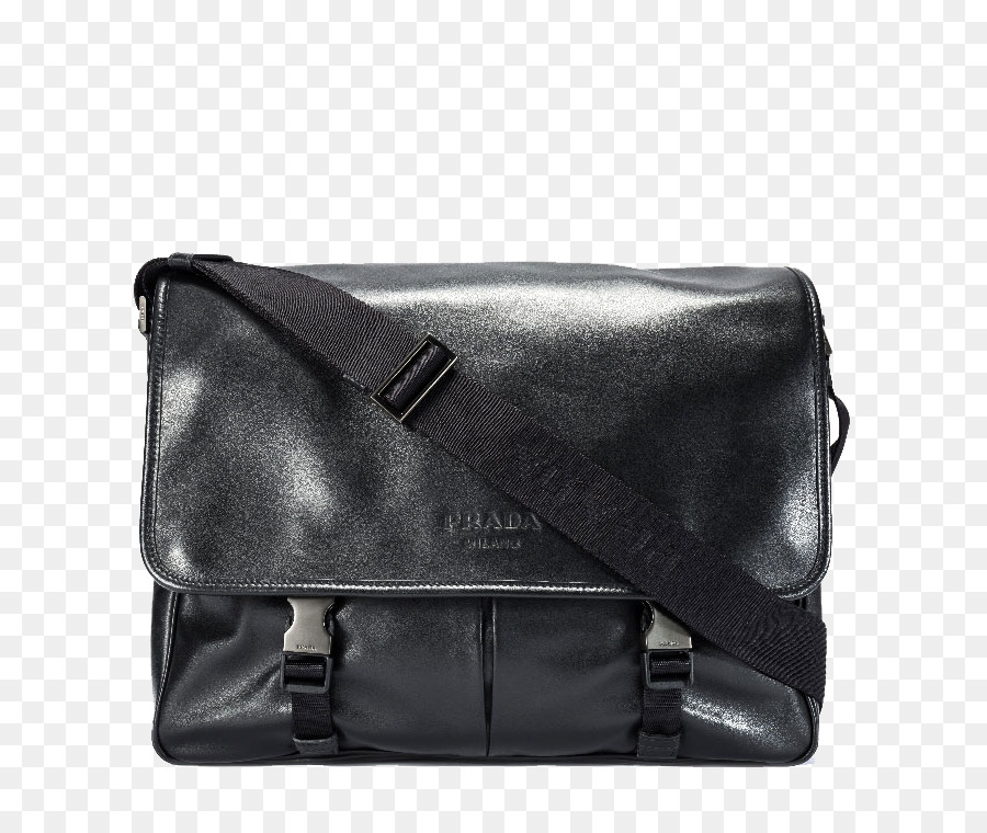 6298ae488b4c Messenger bag Prada Handbag - PRADA   Prada men s leather messenger bag png  download - 750 750 - Free Transparent Messenger Bag png Download.