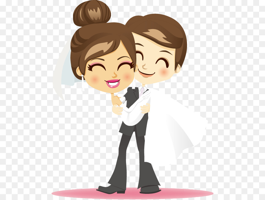 Honeymoon Bridegroom Clip Art