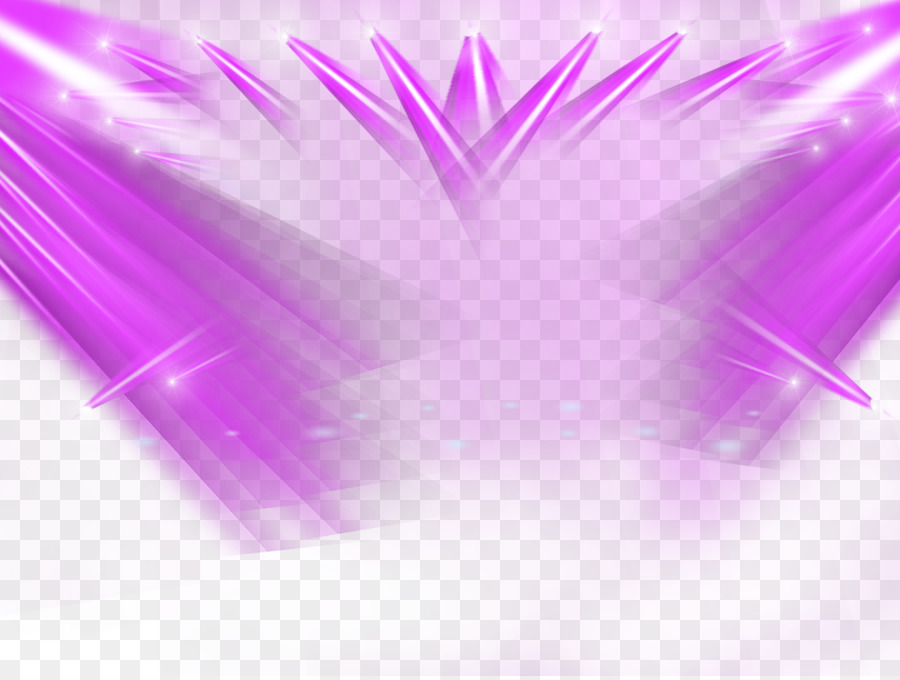 Light Purple Download - Light Effects png download - 1890*1419 ...