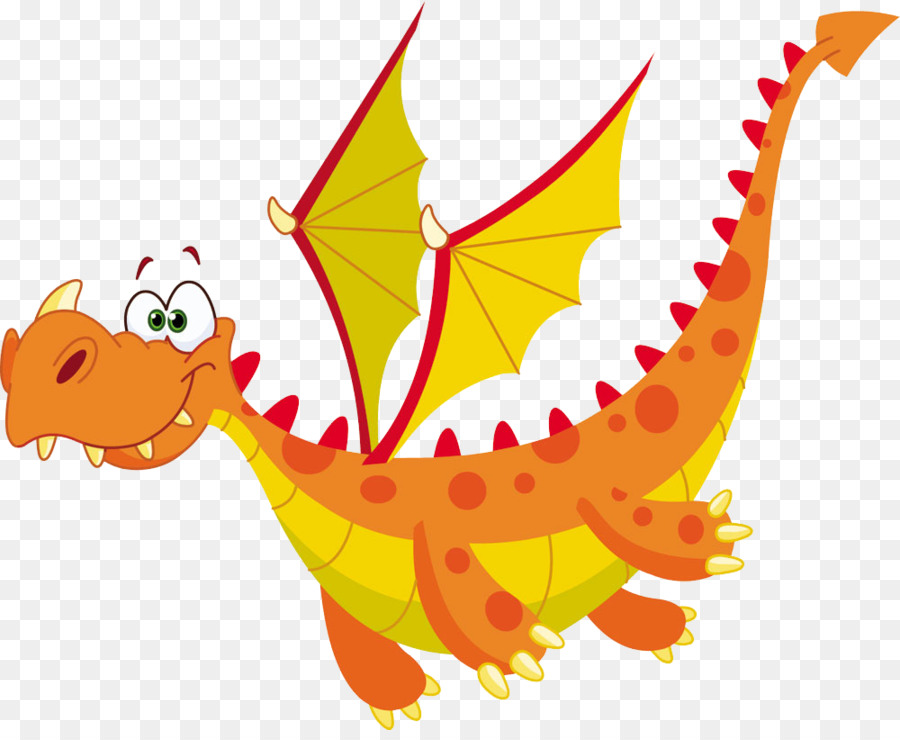 cartoon dragon royalty free clip art flying dragon png download