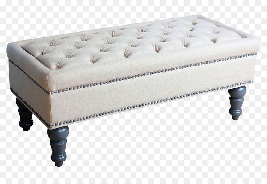 Otomano Heces Muebles - La tela de la cama final taburete de madera ...