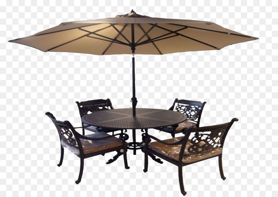 Table Chair Umbrella Garden Furniture   Outdoor Umbrella Tables And Chairs
