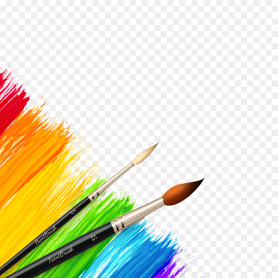 paintbrush color watercolor pen png download 2362 2362 free