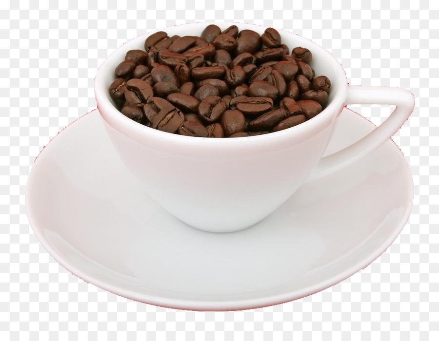 White Coffee Espresso Tea Cafe Beans