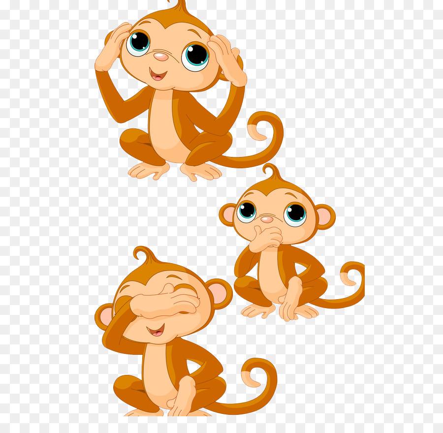 monkey drawing cartoon clip art cartoon baby monkey emoticons