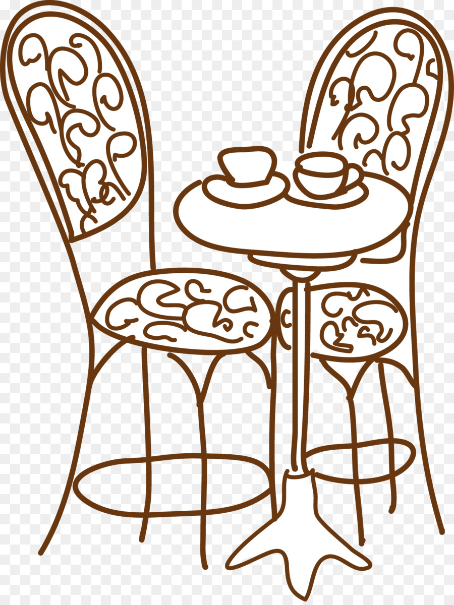 Coffee de Paris Drawing Brush Painting - Tables and chairs  sc 1 st  KissPNG & Coffee de Paris Drawing Brush Painting - Tables and chairs png ...
