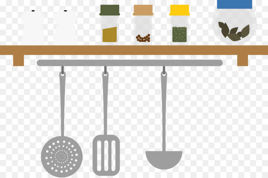 Küchengerät-Regal-Geschirr - Küche Regale png herunterladen - 1380 ...