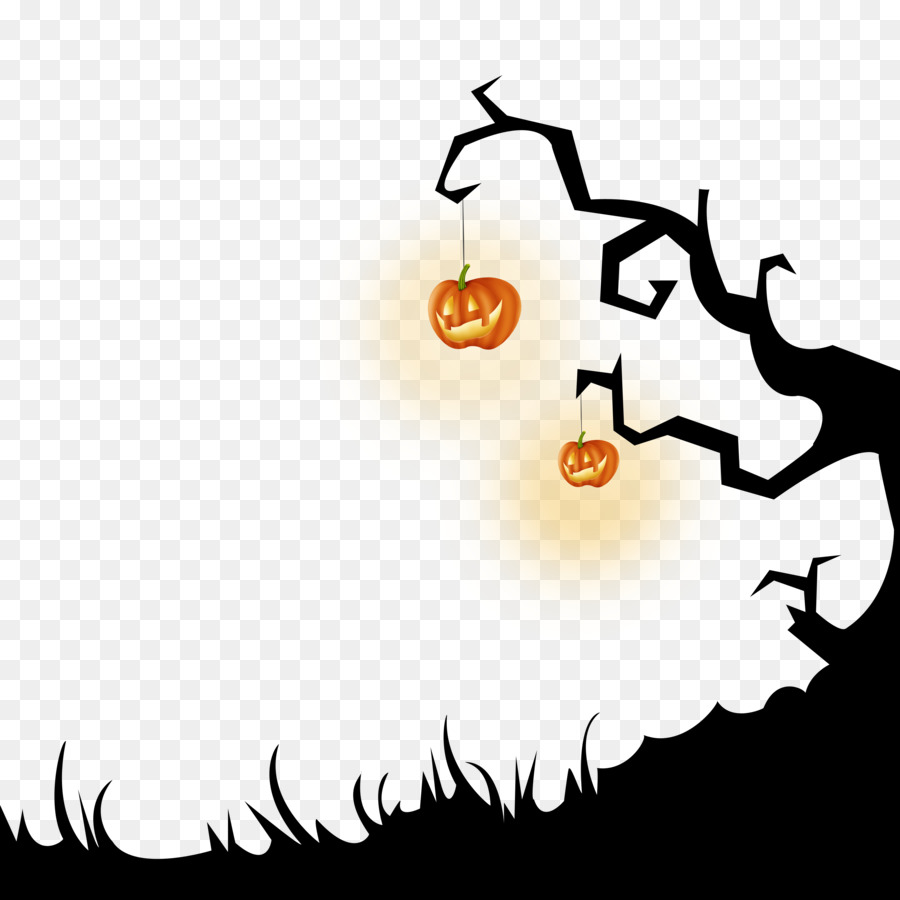 halloween october 31 clip art dead tree halloween cutout free hd