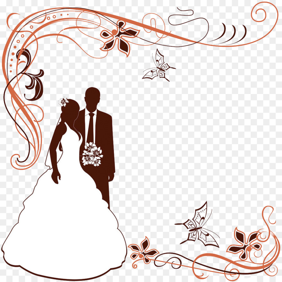 Wedding Graphics: Wedding Invitation Clip Art