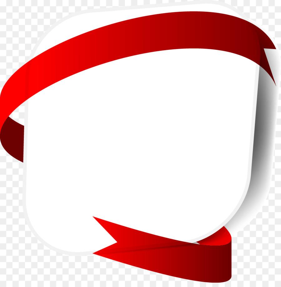 Ribbon Clip art - Beautiful ribbon border png download - 979*986 ...