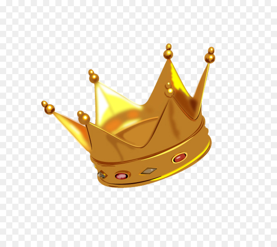 Crown Gold Clip Art Golden Crown Png Download 800 800