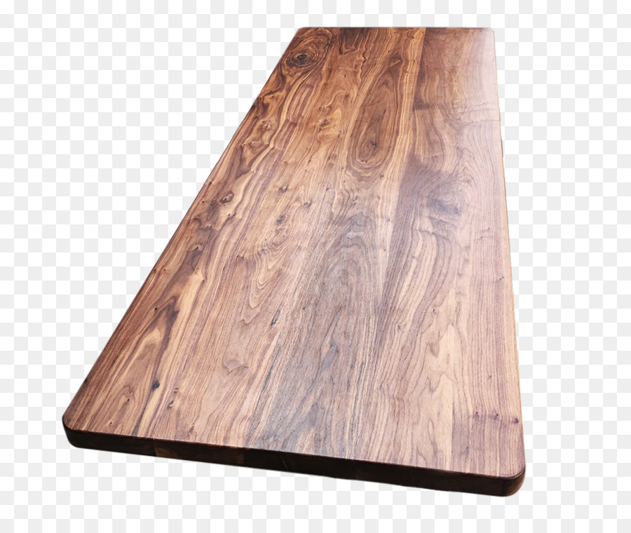 Eastern Black Walnut Wood Desktop Environment Tabletop