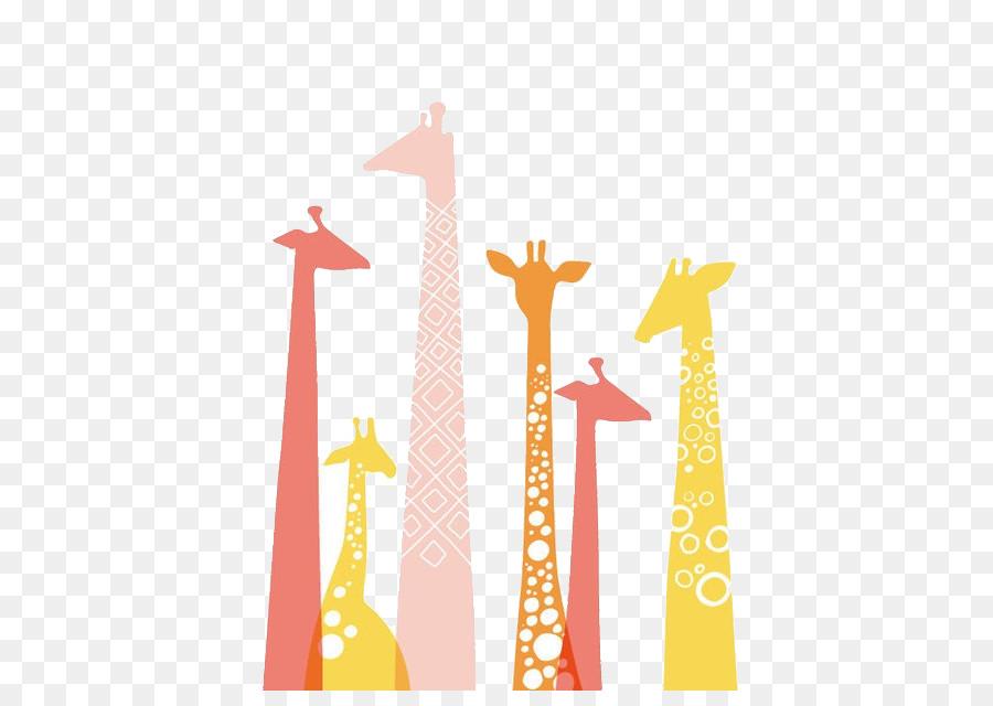 Giraffe Wall Decal Painting Mural Wallpaper