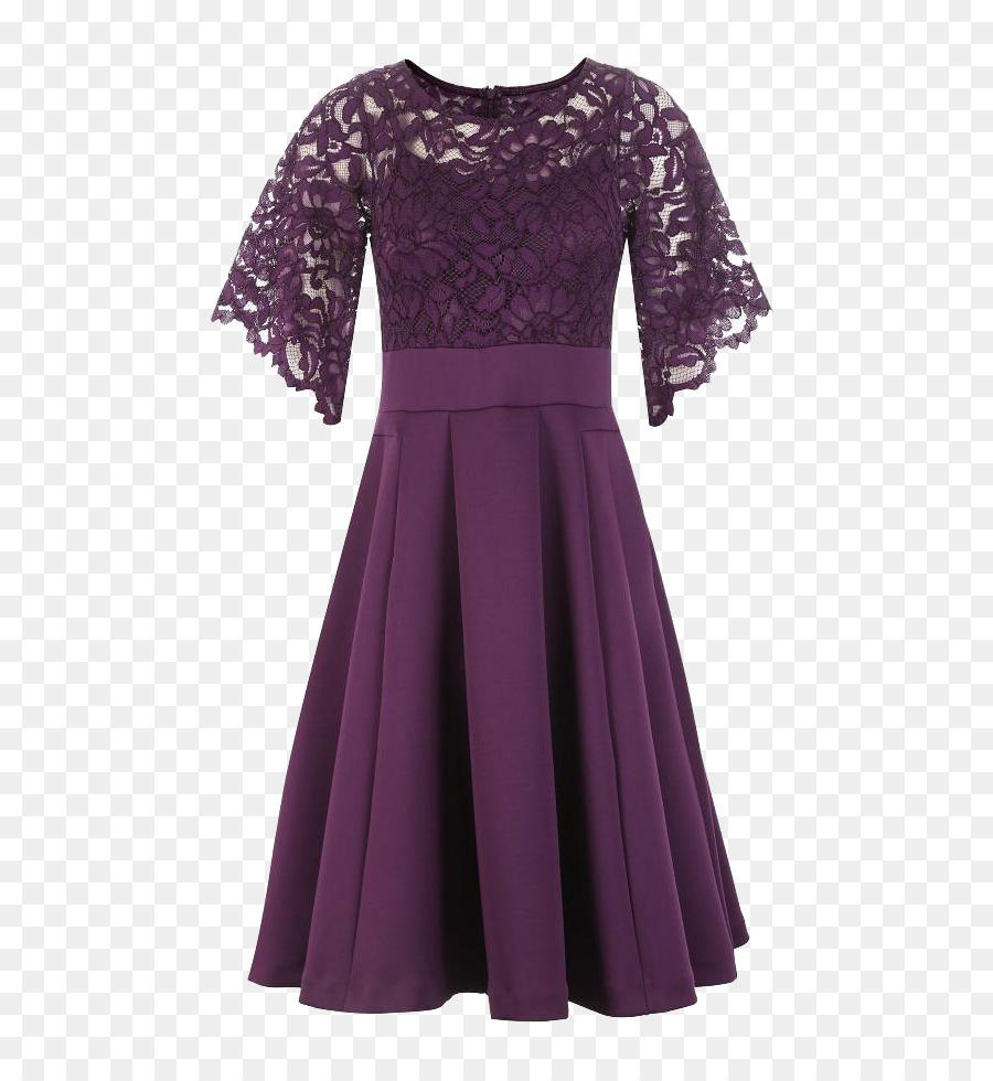 Vestido De Encaje De La Ropa Falda - Altavoz De La Manga Vestido De ...