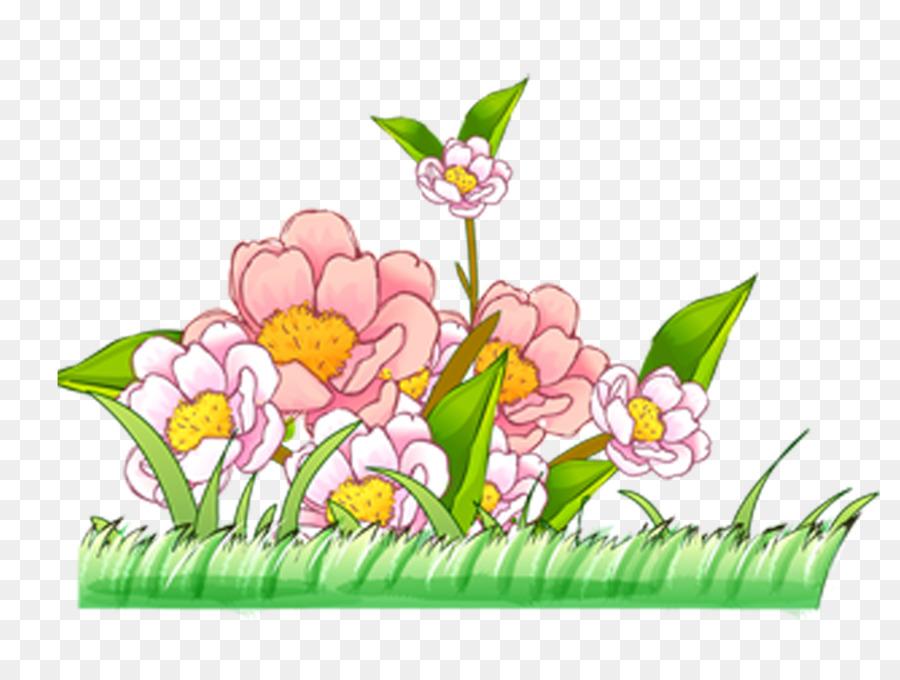 Floral design clip art pink cartoon flower grass decoration floral design clip art pink cartoon flower grass decoration pattern mightylinksfo