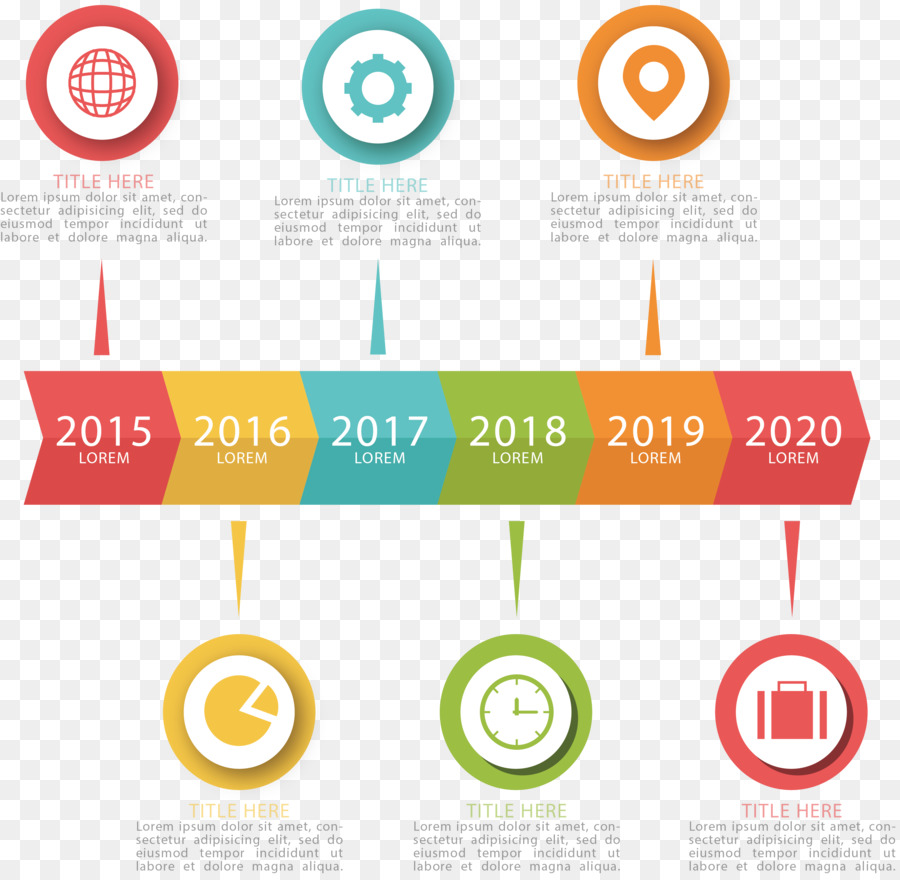 Png Milestone Infographic Timeline Icon Color Time Pro 364917 on Number Line Template