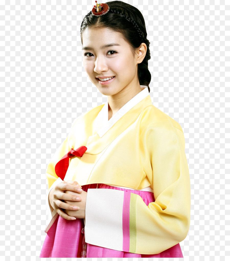 Kim So-eun South Korea Hanbok - Beautiful women wearing ...