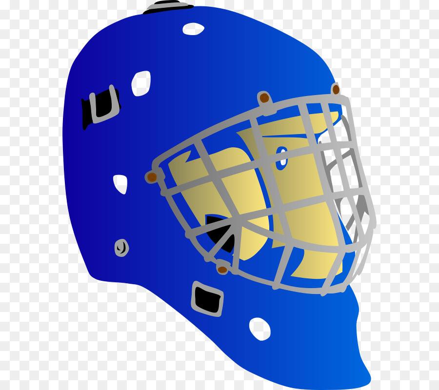 National Hockey League Carolina Hurricanes Goaltender Mask Ice