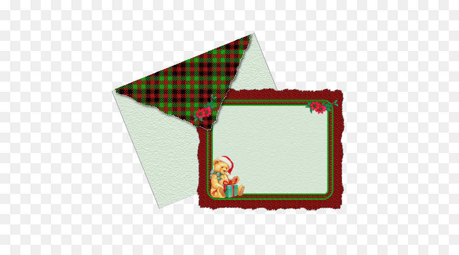 Christmas card New Year Wish Greeting card - envelope png download ...