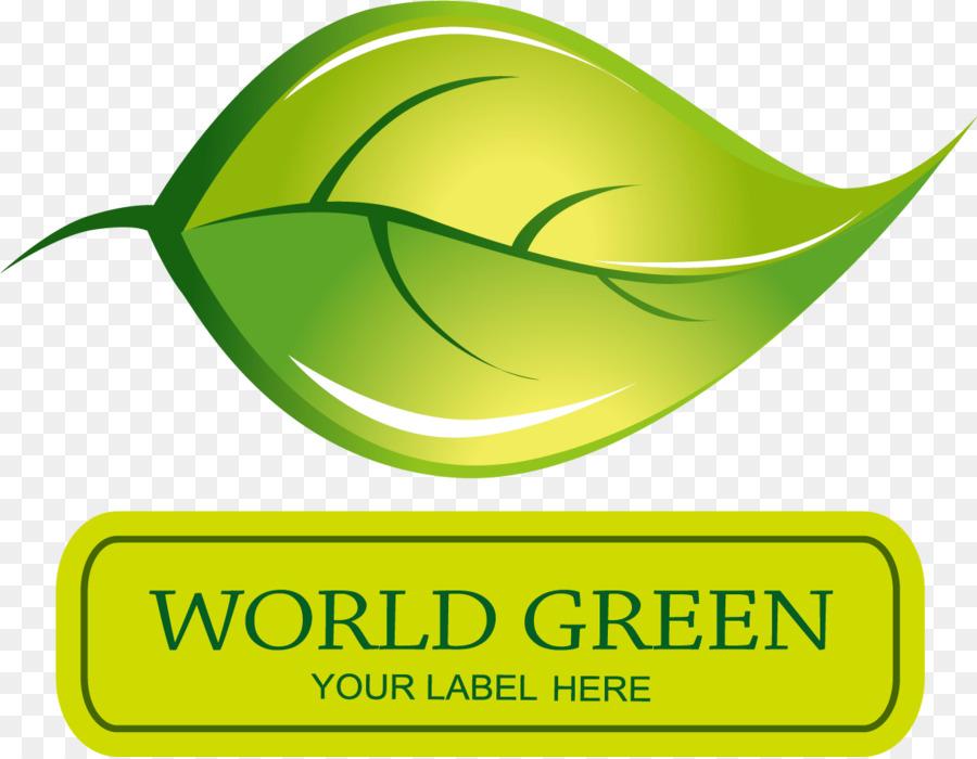Logotipo De La Hoja De Dibujo - Hojas de color verde de la imagen ...