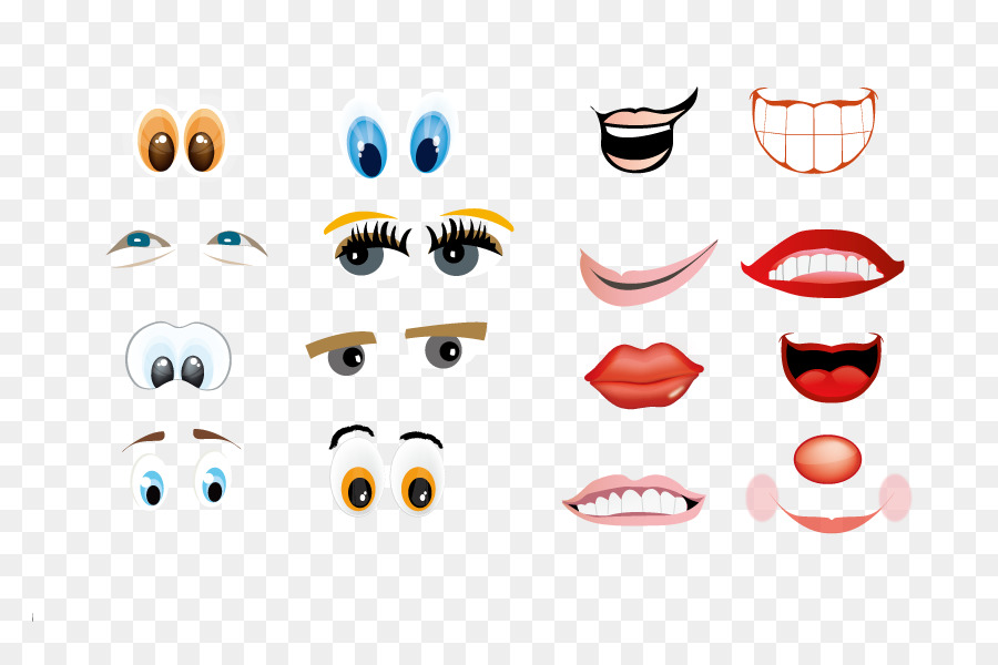 Картинки для детей рот нос