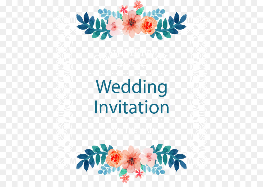 Wedding invitation picture frame flower vector wedding invitations wedding invitation picture frame flower vector wedding invitations stopboris Gallery