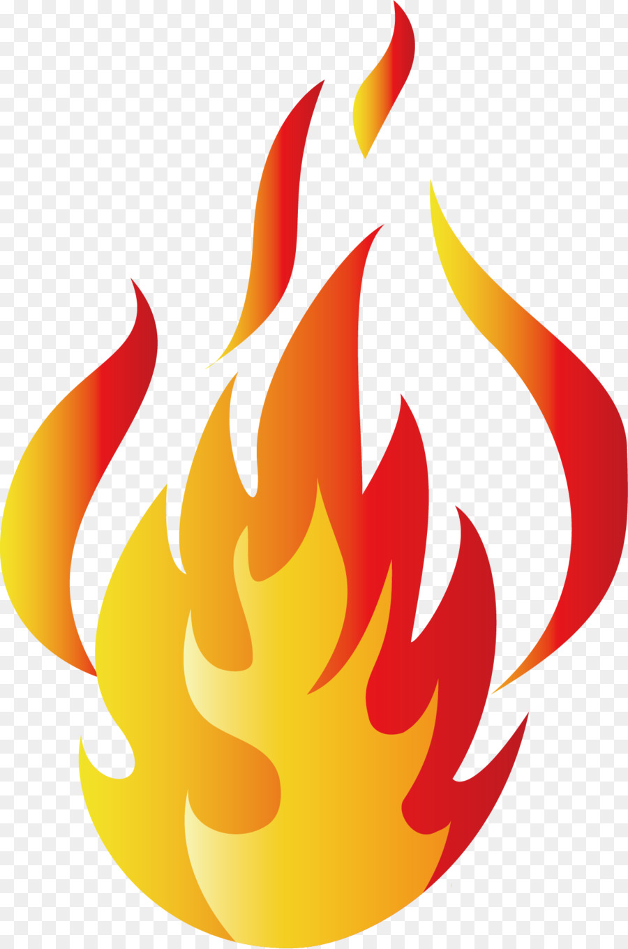 Cool flame cartoon flame cartoon png download 1250 1887 free transparent leaf png download - Dessiner le feu ...