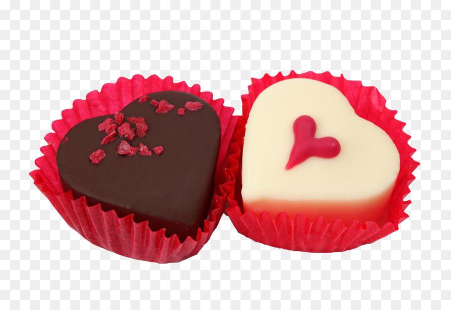 Schokoladen Truffel Pralinen Sussigkeiten Form Herz 2017