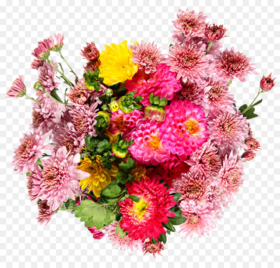Flower bouquet Stock photography Common daisy Dahlia - Daisy Bouquet ...