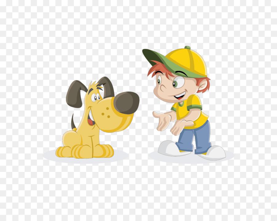 Köpek Animasyon çizim Sevimli Köpek Yavrusu Png Indir 1067841