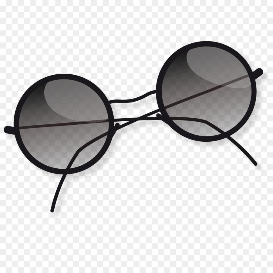 Aviador gafas de sol Gafas de Ray-Ban - Vector negro gafas de sol ...
