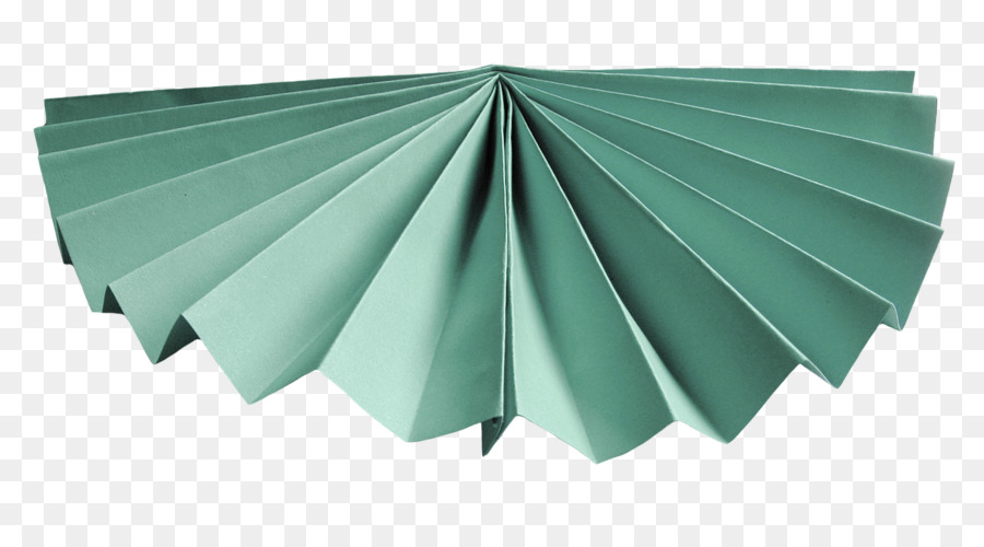 Paper Origami Hand Fan