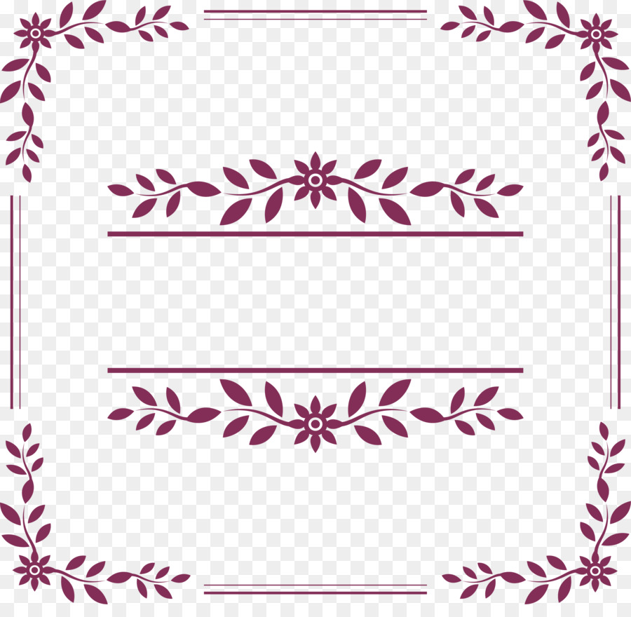 Wedding invitation euclidean vector flower purple flower wedding invitation euclidean vector flower purple flower decorative box junglespirit Image collections