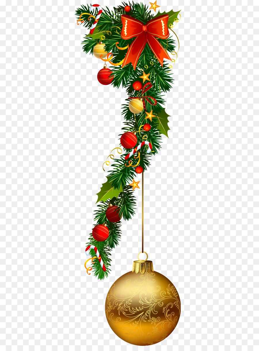 Christmas ornament Christmas decoration Garland - Vector Christmas ...