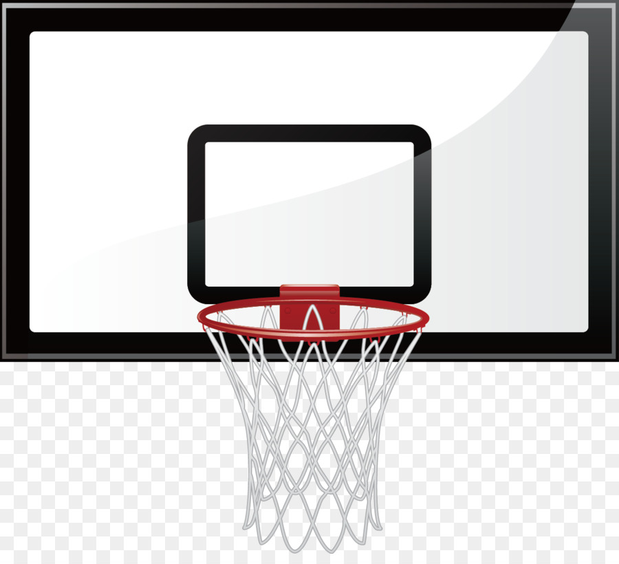 Basketball Backboard Illustration - Basketball Frames png download ...