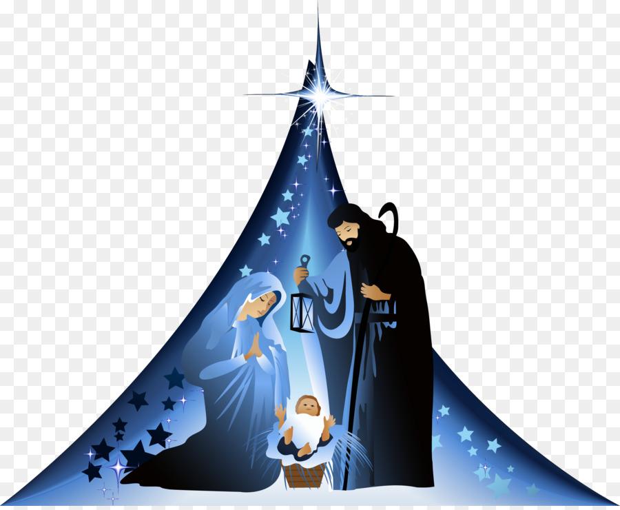 Belén de Navidad Natividad de Jesús Felicidad - El padre del bebé de ...