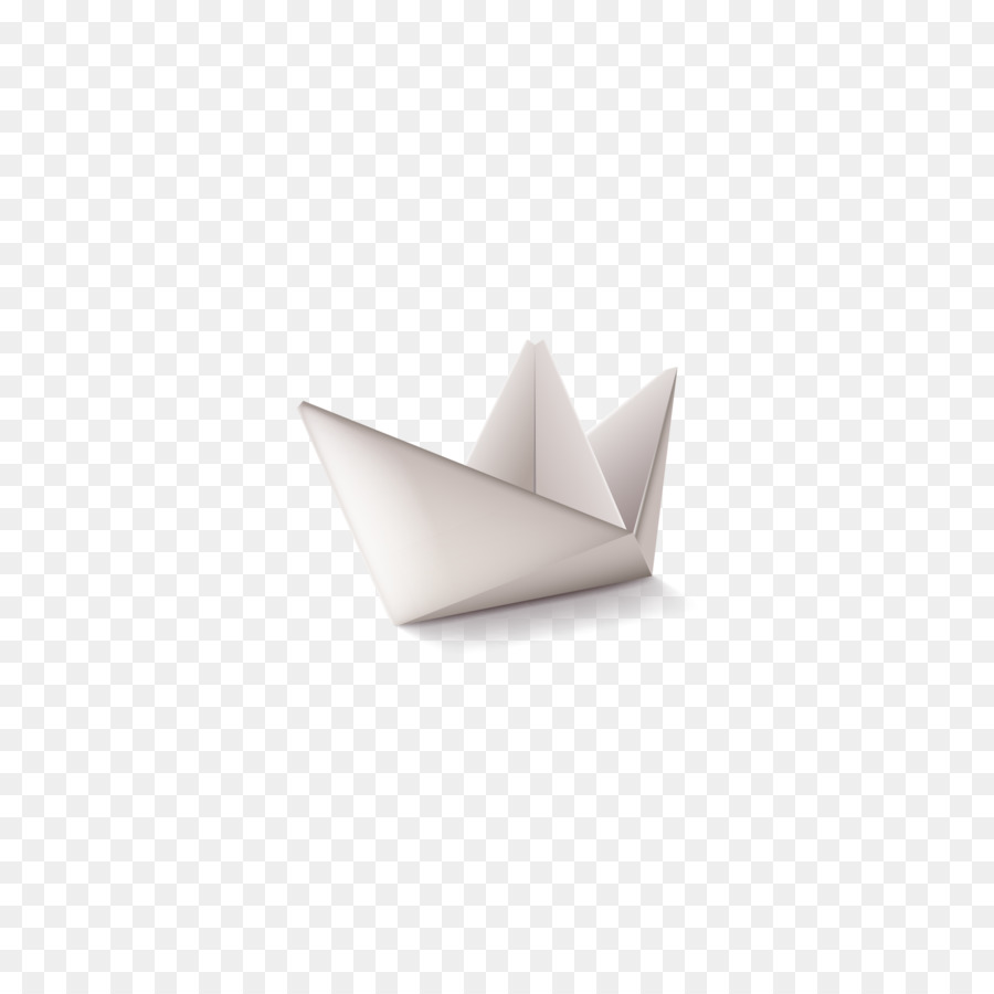 Origami Paper Pattern Gray Origami Boat Png Download 16001600