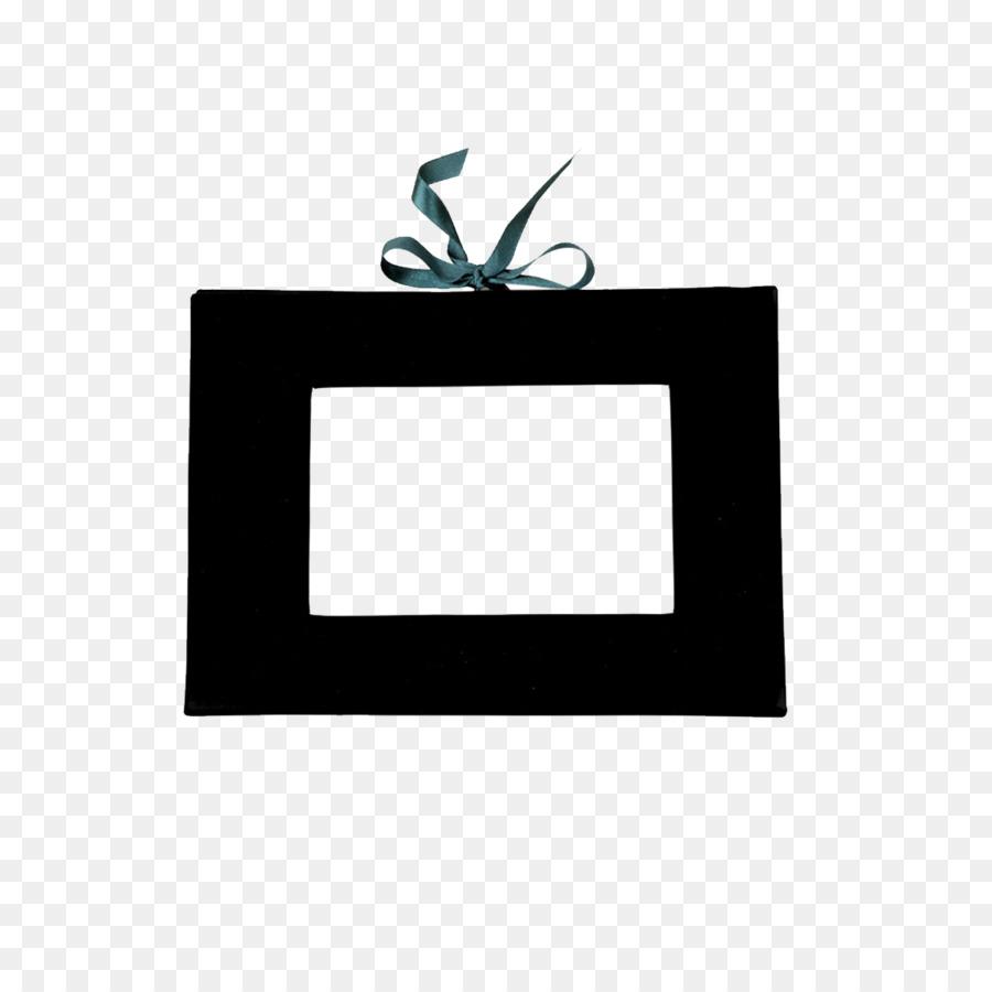 Marco de imagen de la Animación Digital photo frame - Marco Negro ...
