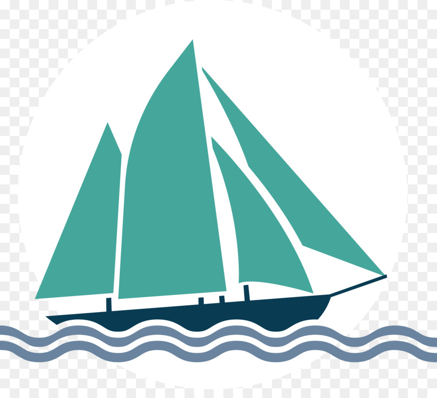 Sailing Boat In The Sea Png