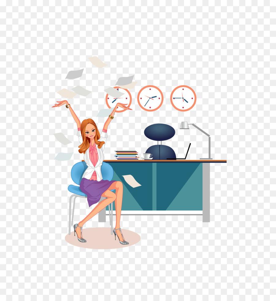 Büro frau clipart kostenlos  Office-Royalty-free clipart - Professionelle Frauen png ...