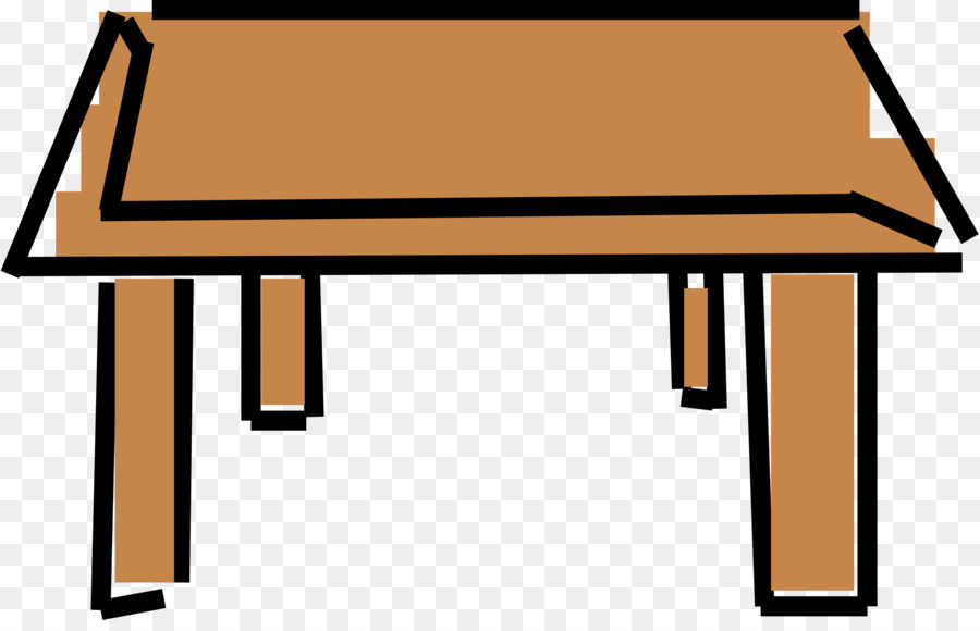 table computer desk clip art brown corners tables png download rh kisspng com free clipart discussion free clipart testing